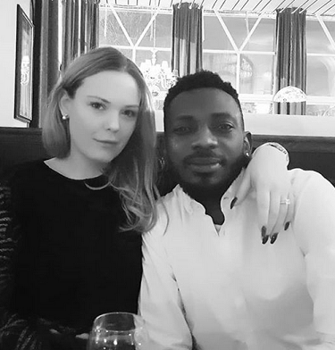 Mr May D and His Swedish Wife Welcome First Child Together