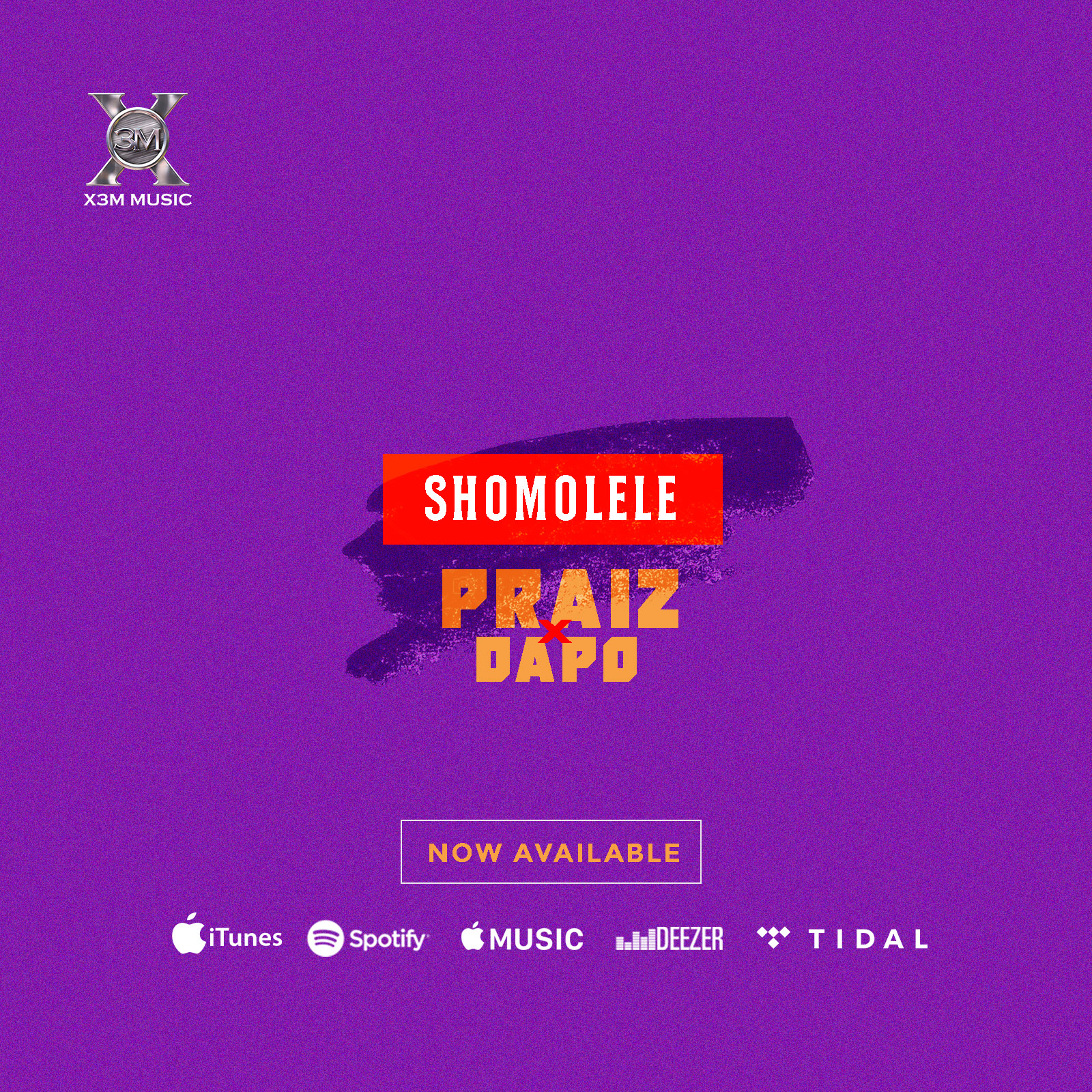 VIDEO: Praiz – Shomolele ft. Dapo