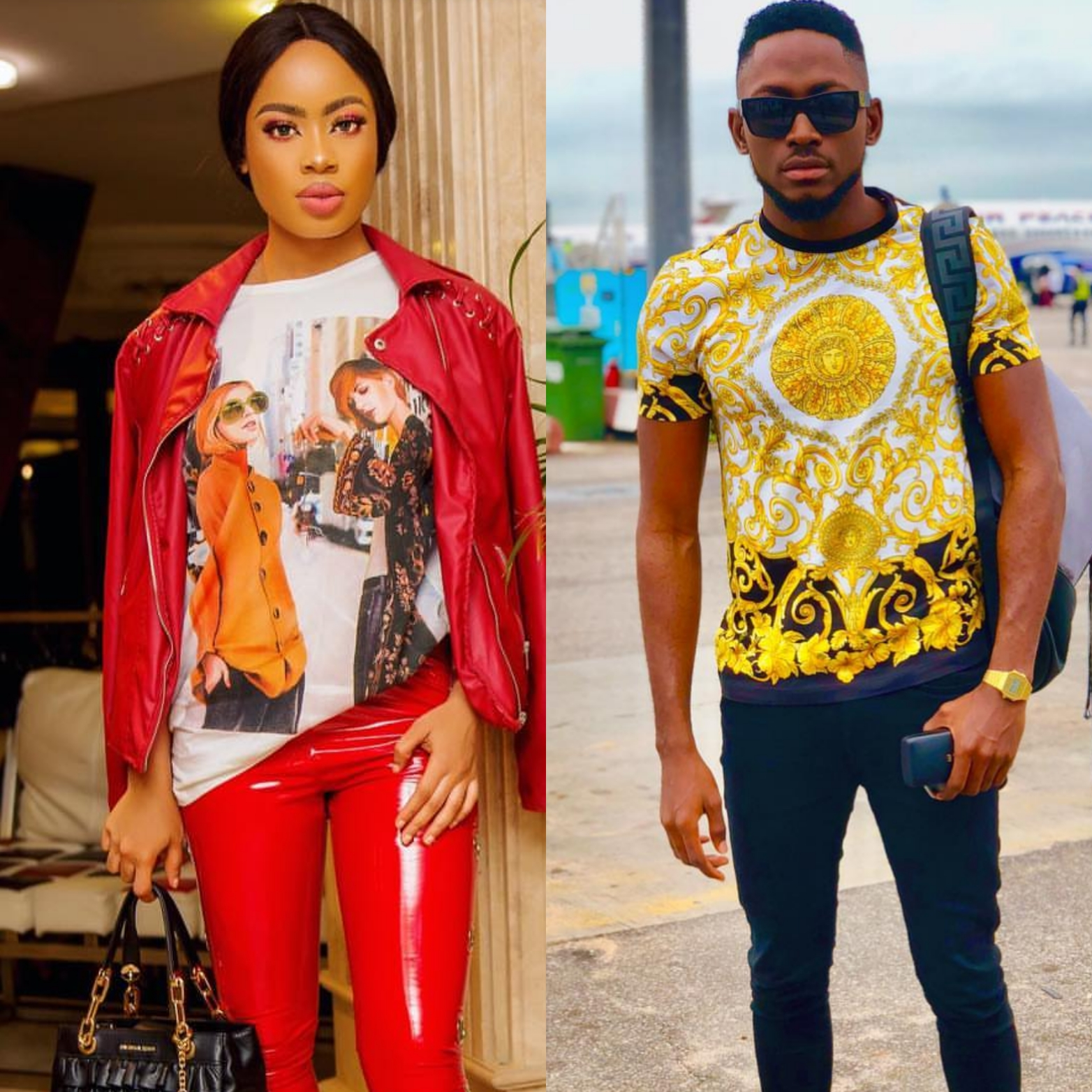BBNaija's Nina Follows Miracle Again On Instagram, Reveals Why