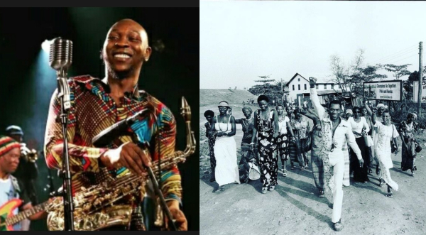 Seun Kuti Warns All Fela Wannabes