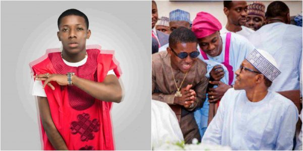 Small Doctor's Management Reacts To His Statement About President Buhari
