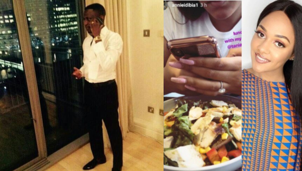 Wizkid's ex-girlfriend is reportedly engaged to buzzbar co-owner