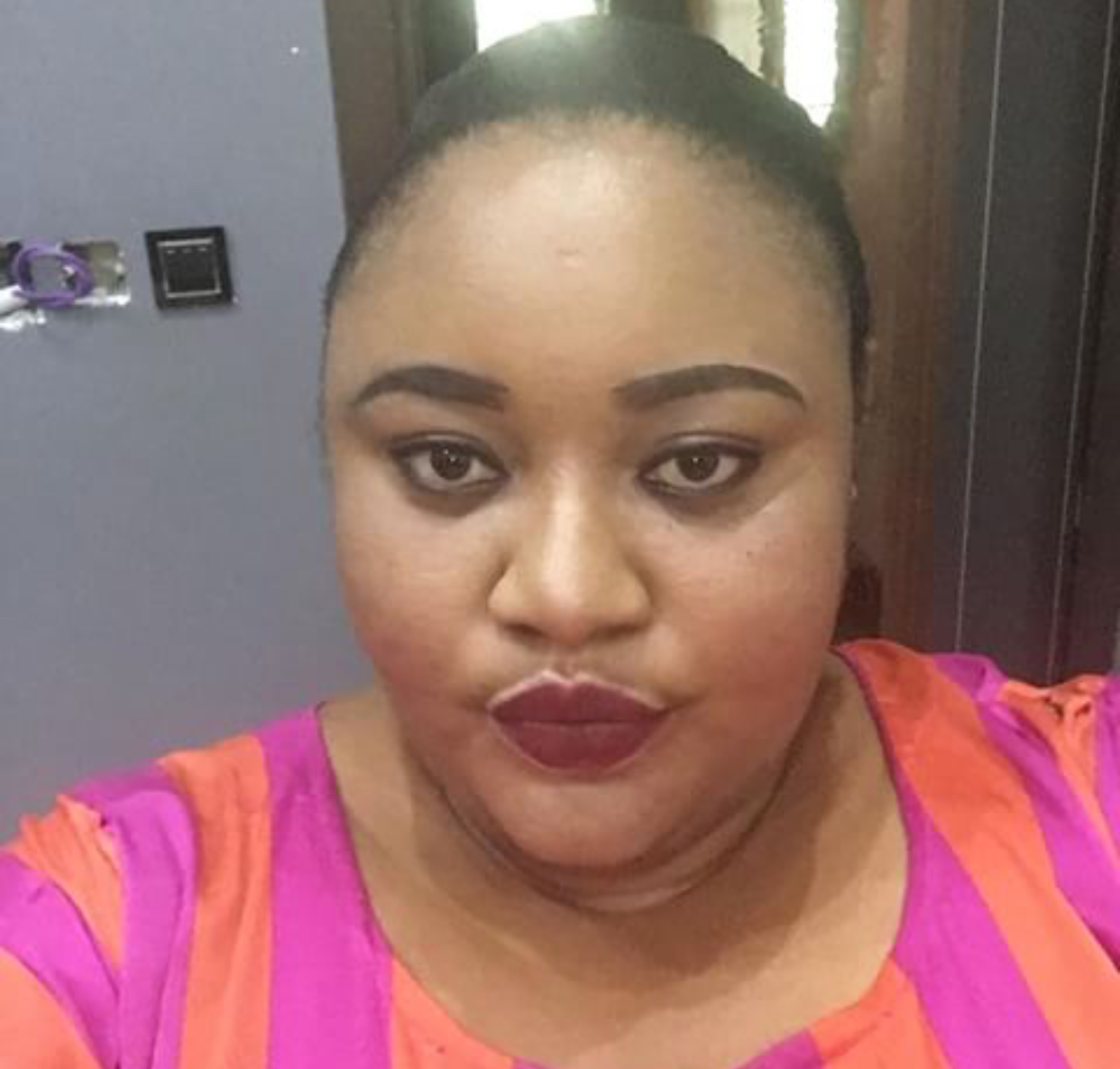 Tonto Dikeh's Sister, Tatiana Reveals Struggle With Depression And Attempted Suicide