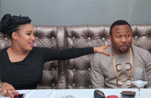 Tonto Dikeh Replies Troll Who Wants Her To Go Back To olakunle churchill Her EX-Husband