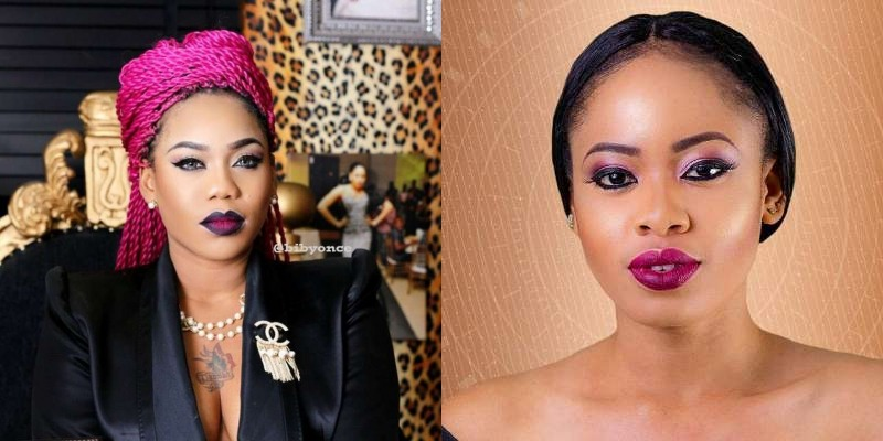 "Nina Reacts To ""Troubled"" Relationship With Toyin Lawani"