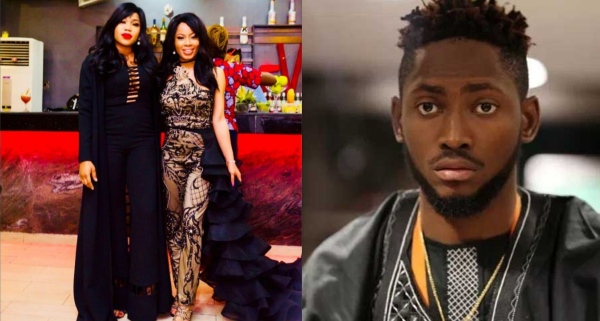 Nina Also Unfollows Toyin Lawani As Miracle Begs Trolls