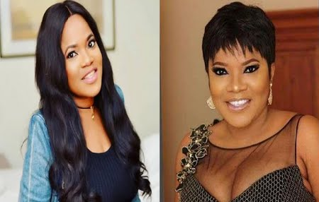Toyin Abraham Denies She's About To Get Married To A Certain Actor