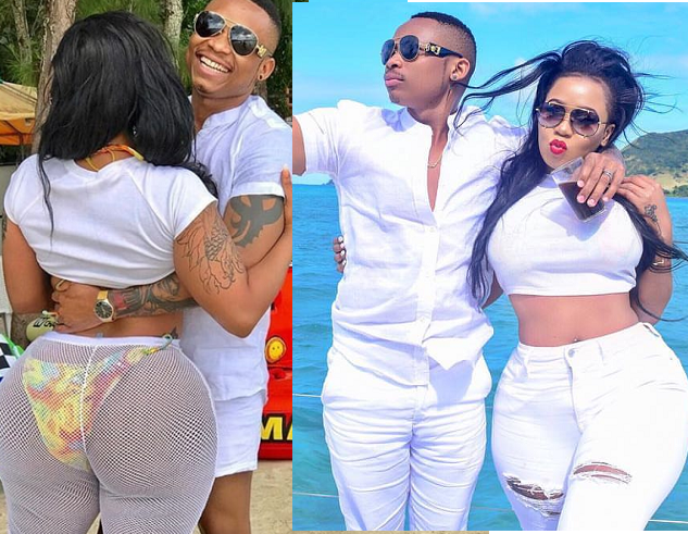 Vera Sidika Dumps Boyfriend Otile Brown On Instagram Once Again For This Reason