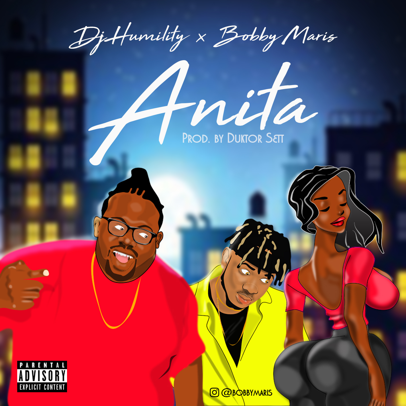 Fresh Music: DJ HUMILITY: ANITA- FT BOBBY MARIS