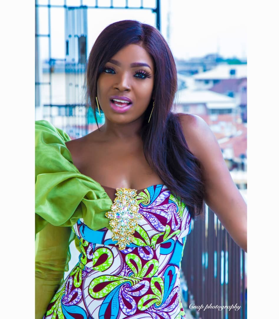 Annie Idibia Speaks On Nigeria And 2019 Election