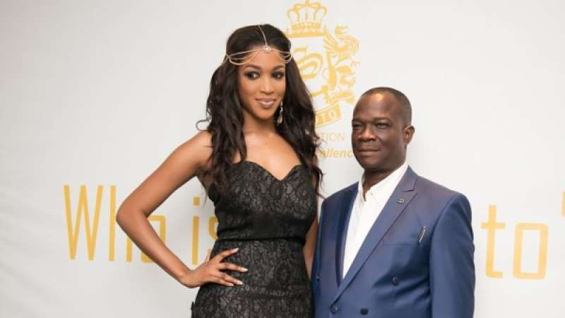 Dabota Lawson Reveals Shocking Detail About Marriage To Billionaire Sunny Aku
