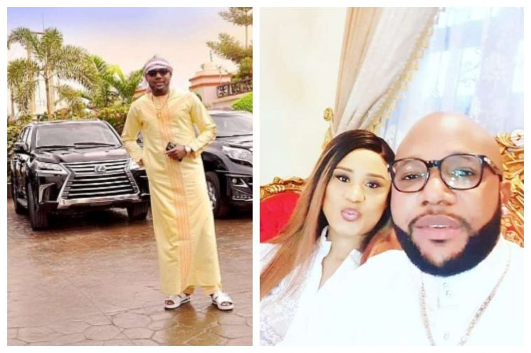 E-Money And Wife, Juliet Celebrate 9th Wedding Anniversary