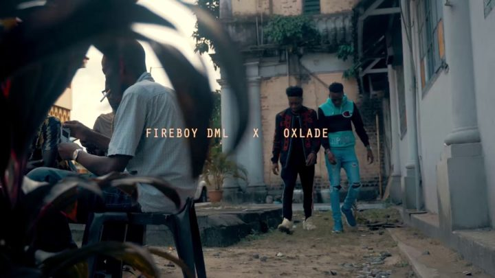 VIDEO: Fireboy DML x Oxlade – Sing