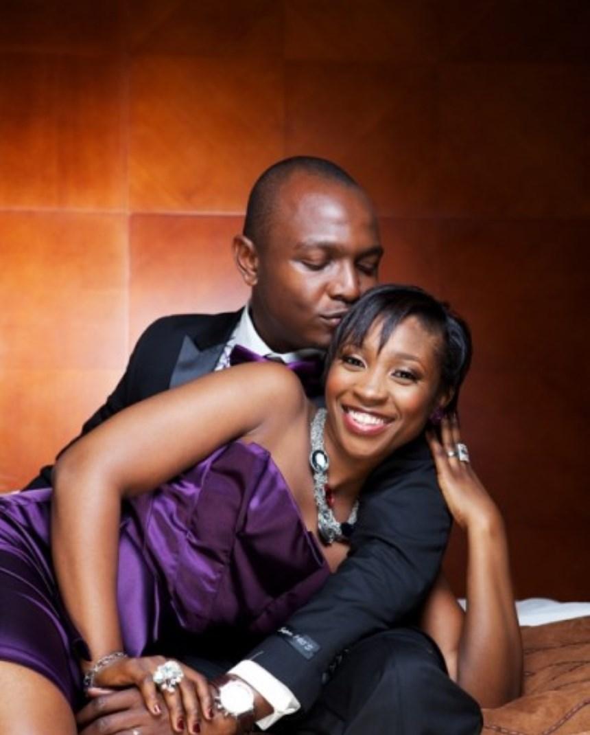 Ik Osakioduwa Celebrates Wife On Her Birthday