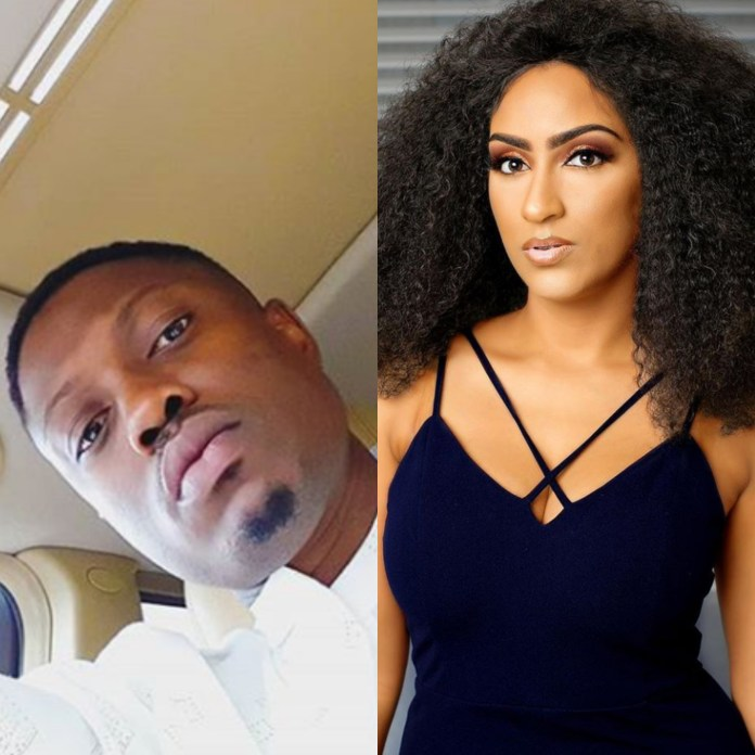 Juliet Ibrahim And Vector Spark Dating Rumours