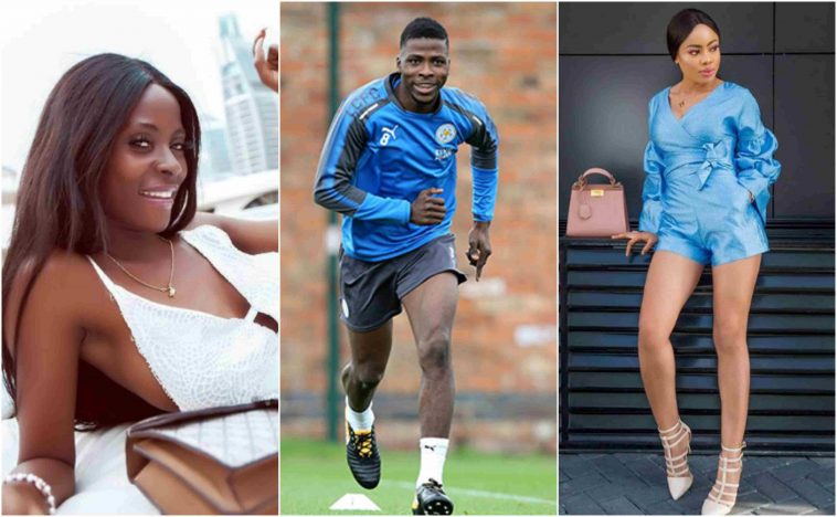 Kelechi Iheanacho Dating BBNaija's Nina And Khloe?