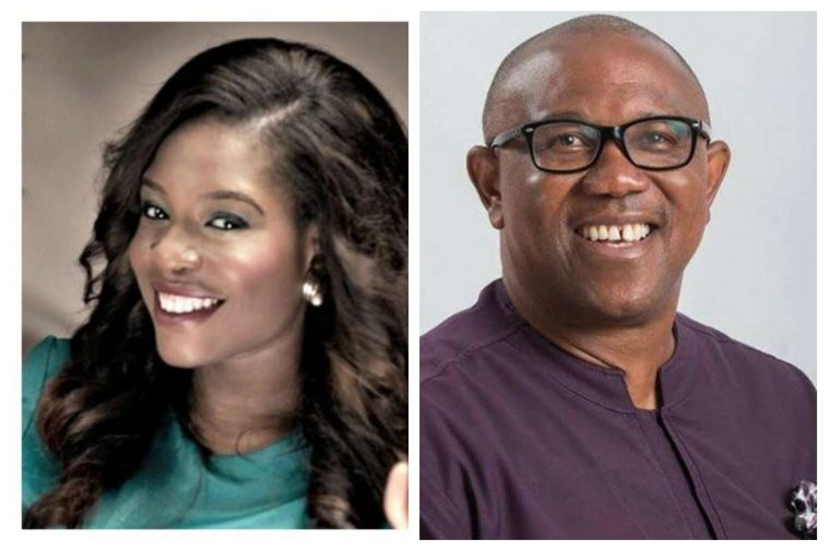 Peter Obi Reacts After Kemi Adetiba Shared Experience At Lagos Airport