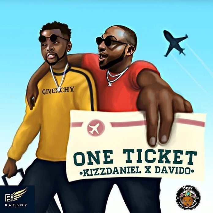 Kizz Daniel – One Ticket ft. Davido
