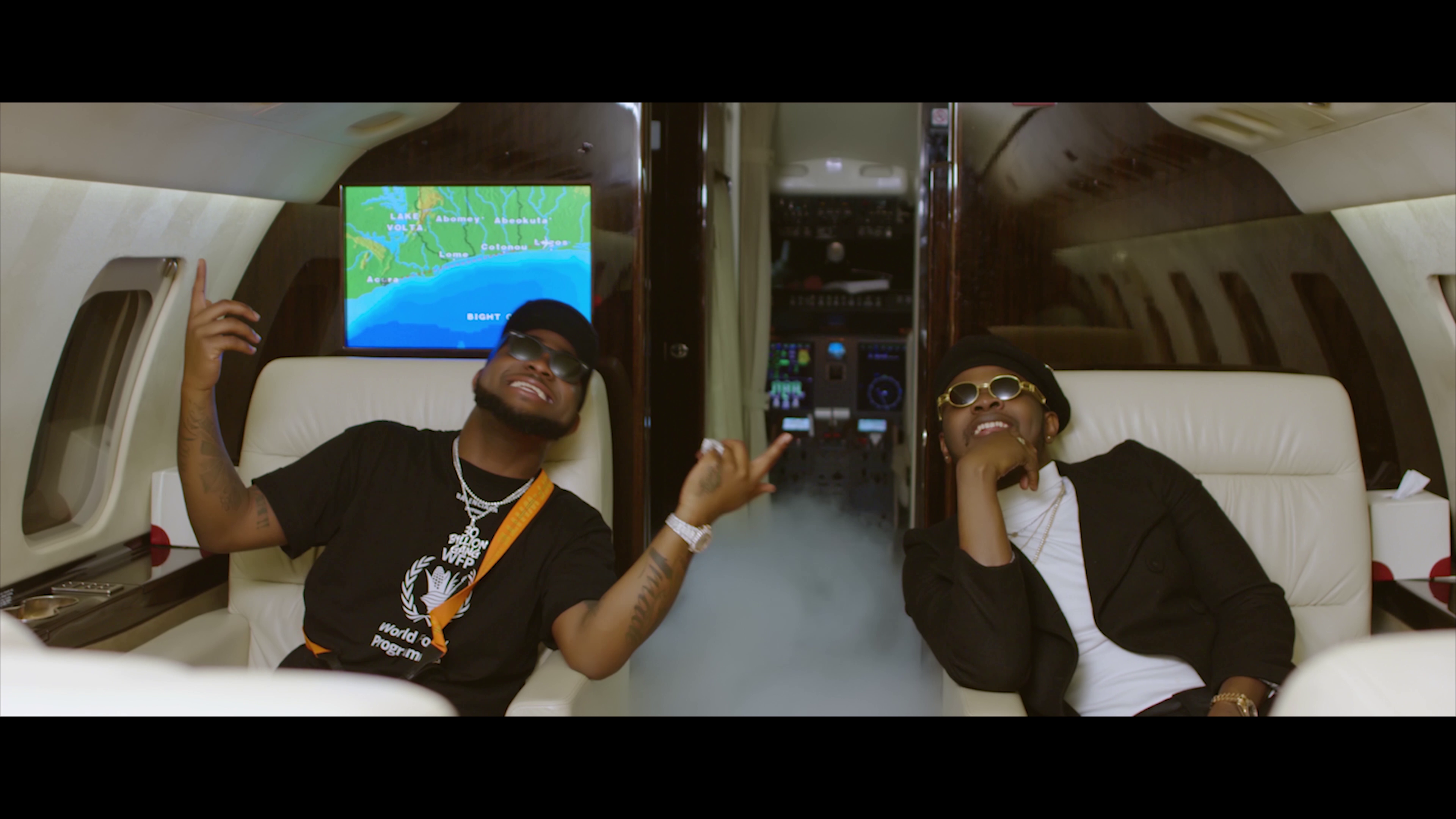 "VIDEO PREMIERE: KIZZ DANIEL – ""ONE TICKET"" FEATURING DAVIDO"
