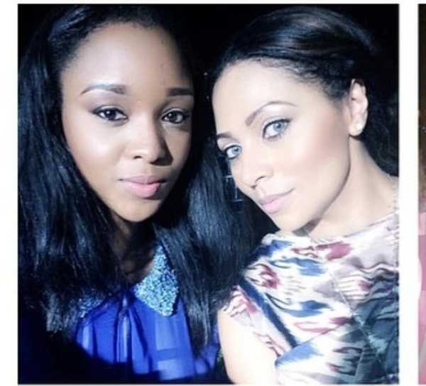 Lola Omotayo Sends Paul Okoye's Wife, Anita An Emotional Letter On Her 30th Birthday