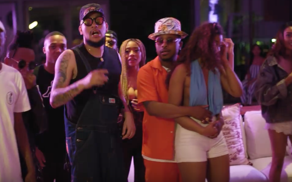 VIDEO: L-Tido – No Favors ft. AKA