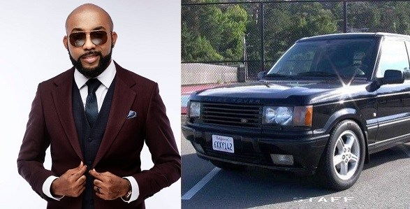Michael Ugwu Reveals Why He Bought Banky W's Range Rover for N2.3million