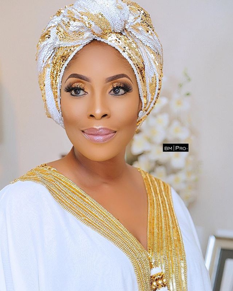 [PHOTOS] Mo Abudu Is An Ageless Wonder In New Images