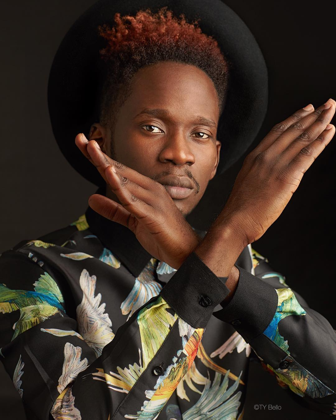 """No musician in Africa can claim that he paid me for doing a song with him. It is my policy not to charge fees for collaborating with fellow artistes on the continent"" – Mr Eazi"