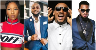Nigerian Artistes Who Have Won The MTV EMA 'Best African Act'