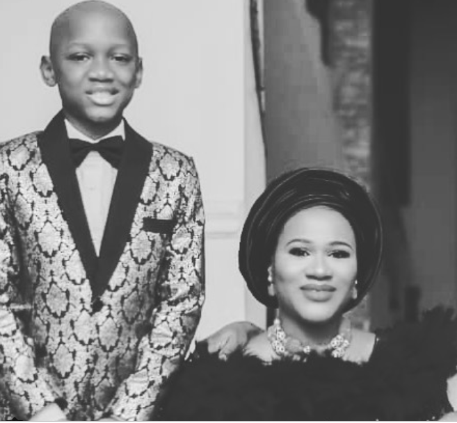 Nino's Birthday Message To Mother Sunmbo Adeoye Is Everything