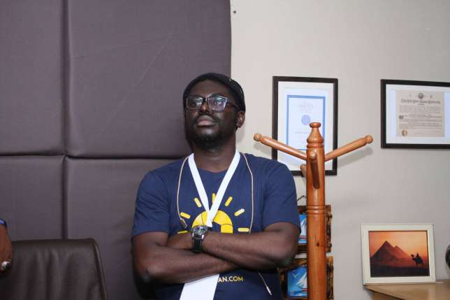 'Chief Daddy' director, Niyi Akinmolayan wants to spend N120 million on first animation film, 'Frogeck'
