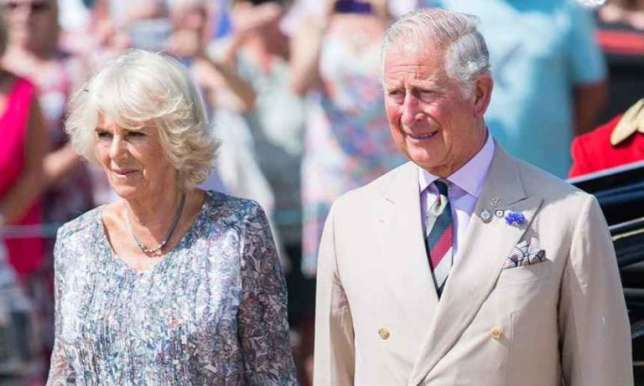 Prince Charles arrives Lagos