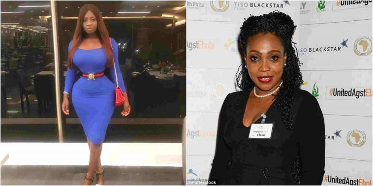 Princess Shyngle Reacts To Michael Essien's Wife Reportedly Packing Out