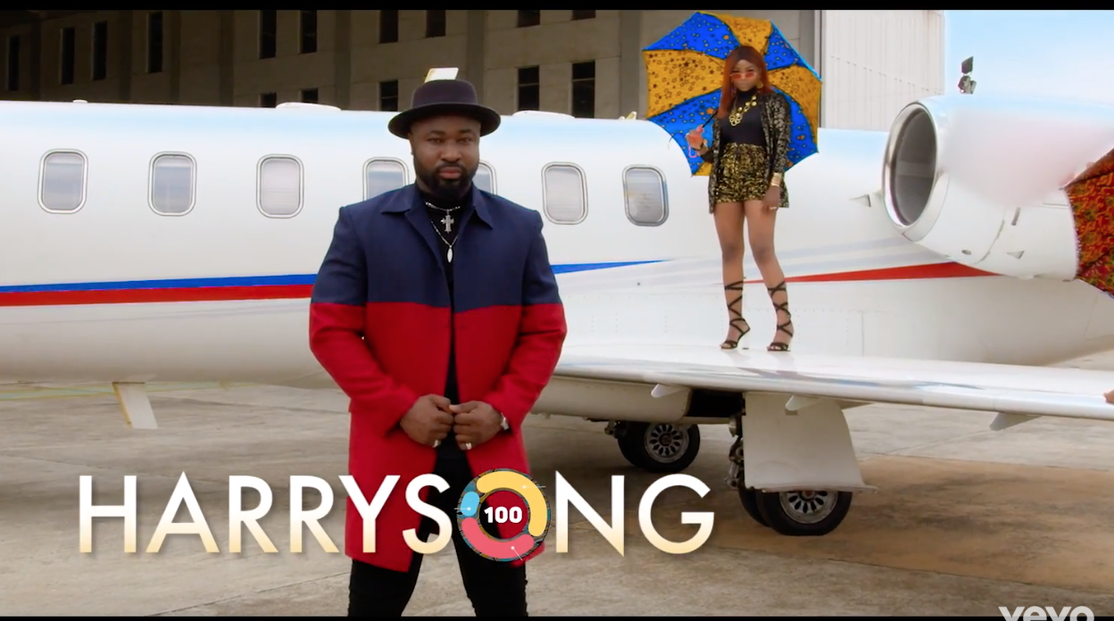 VIDEO: Harrysong – Report Card