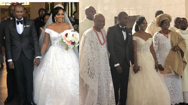 See Photos From 2Face's Brother, Charly Idibia's Wedding