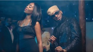 Music:D'banj – 'Shake It' feat. Tiwa Savage