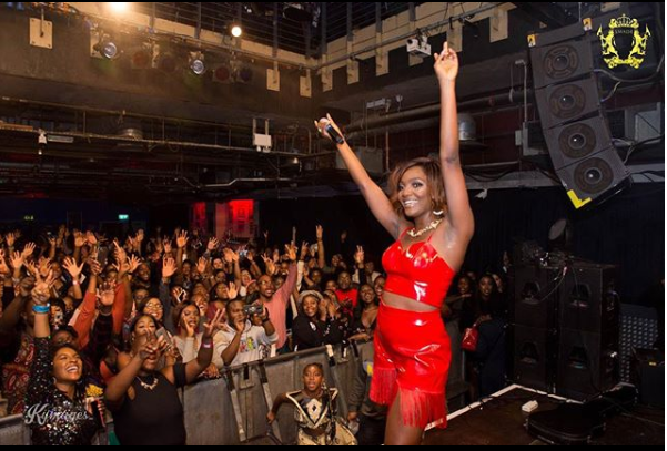 "Simi Appreciates Wizkid, Others Having Sold Out ""O2 Academy, Islington"""