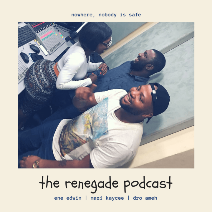 'Exporting Afrobeats before Wizkid, Davido | The Renegade Podcast 08 ft. Alex Ozone Pt. 2