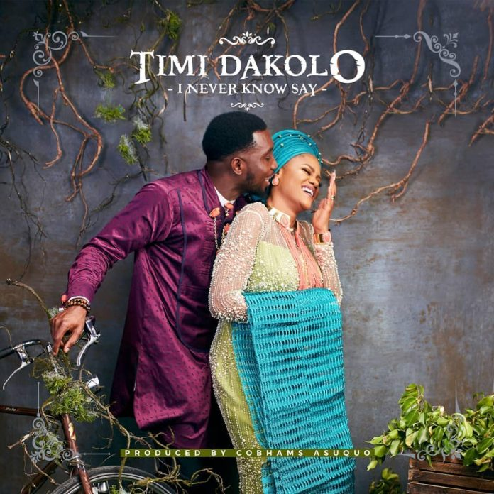 VIDEO: Timi Dakolo – I Never Know Say