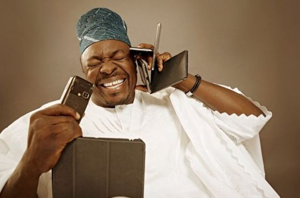 Comedian Ali Baba Says Some Nigerian Youths Are Lazy