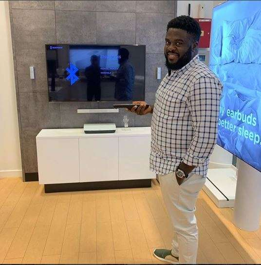 Aremu Afolayan apologises to government days after calling them out on Instagram