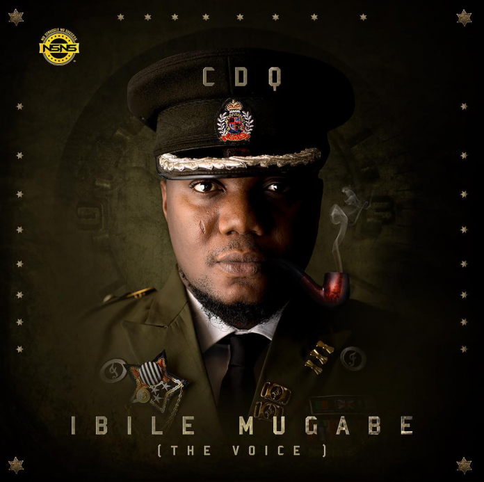 "CDQ releases artwork and tracklist for upcoming album, ""Ibile Mugabe (The Voice)"""