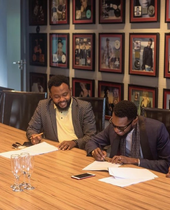 Sony Music Africa Partners With D'banj For Next Single 'Shake It'