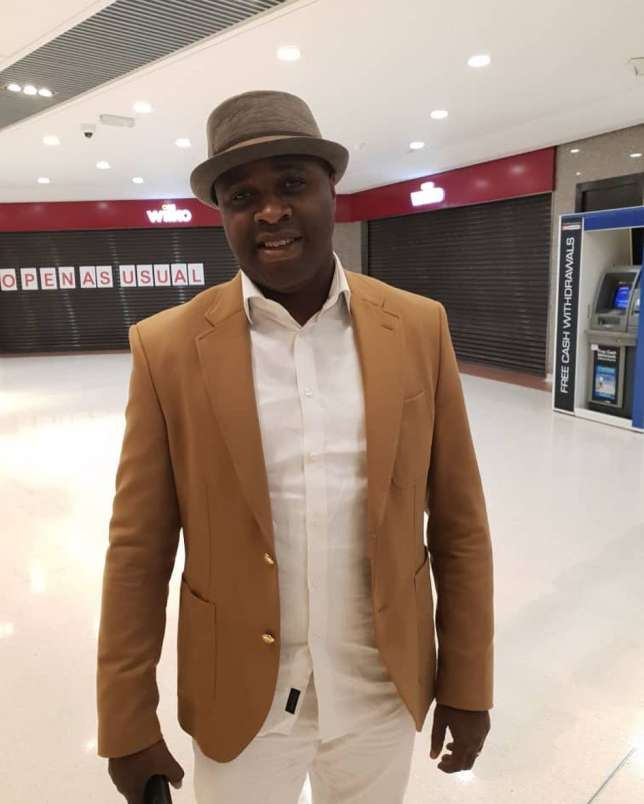 Femi Adebayo escapes heavily armed gunmen