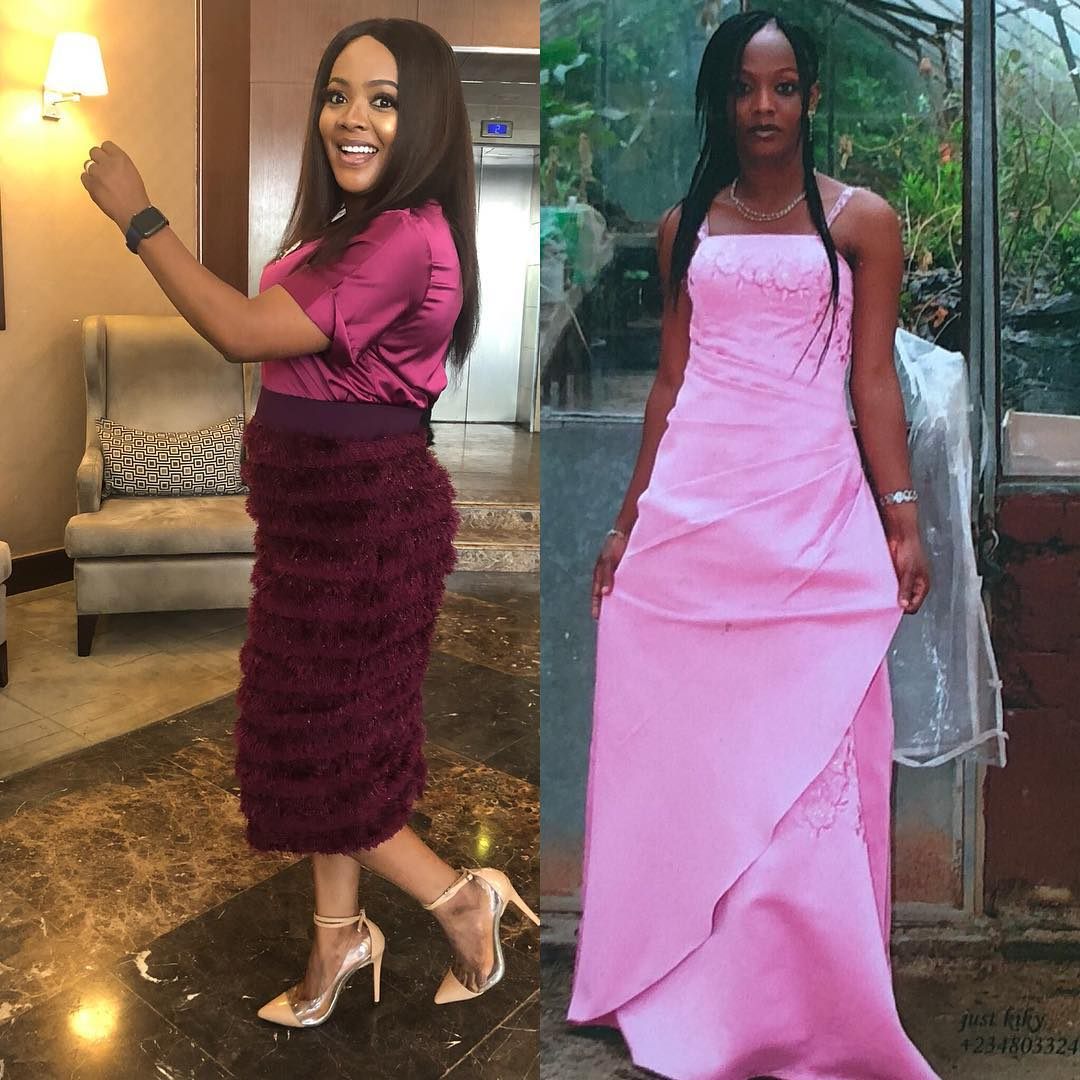 PHOTOS:Epic 'Before And After' Photos Of Comedienne, Helen Paul
