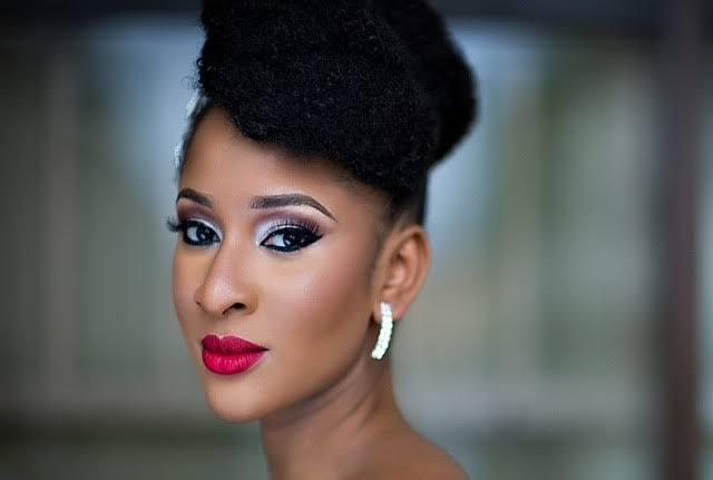 Adesua Etomi Celebrates Mother's 60th Birthday