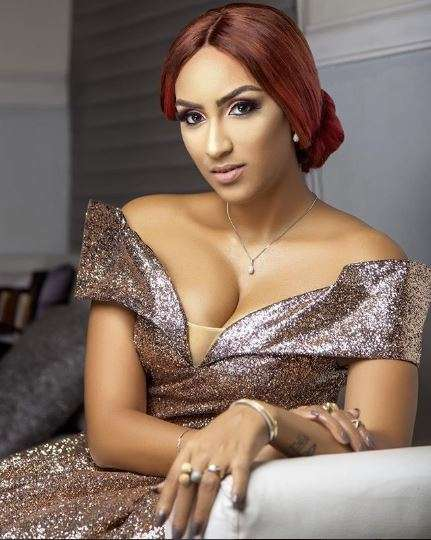 Juliet Ibrahim celebrates 3M followers on Instagram with steamy photo