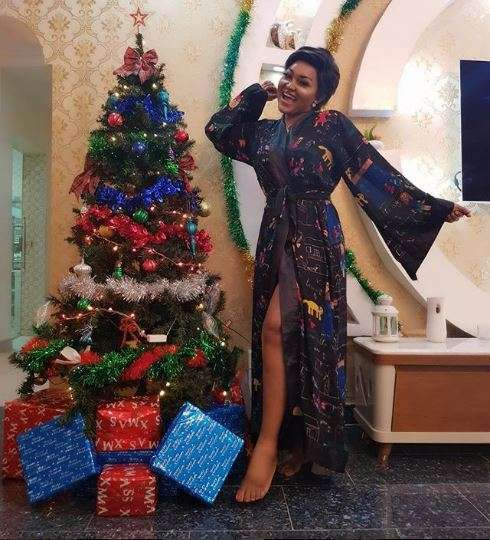 Photo Of The Day: Mercy Aigbe appears set for Christmas