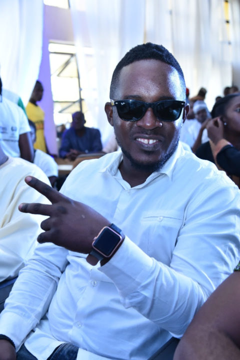 MI Abaga Challenges The Youth To Take A More Active Role In Nation Building
