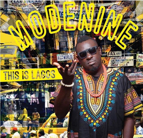 "Modenine Set To Release New Album ""This is Lagos""; Announces Date"